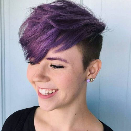 20 Best Purple Pixie Hair Cuts That Ll Never Go Out Of Fashion New Hairstyles Haircuts