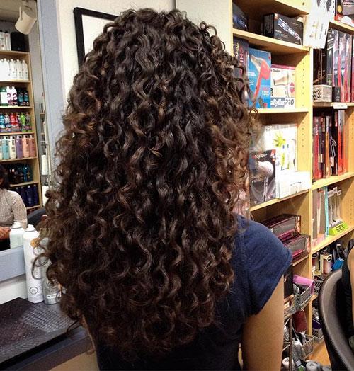 Curl Of Hair