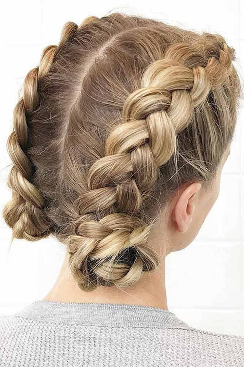 Images Of Cute Braided Hairstyles