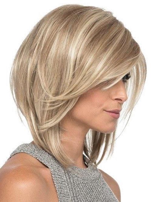 Haircuts For Thin Hair Women