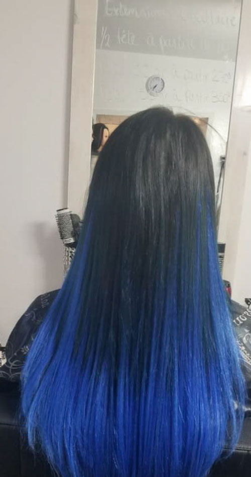 40 The Best Blue Hair Color Images In 2020 New Hairstyles Haircuts