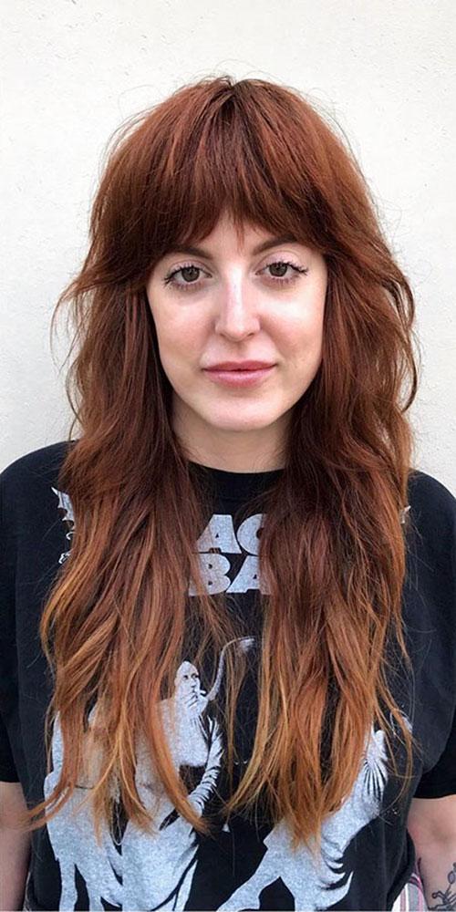 Gypsy Shag Haircut