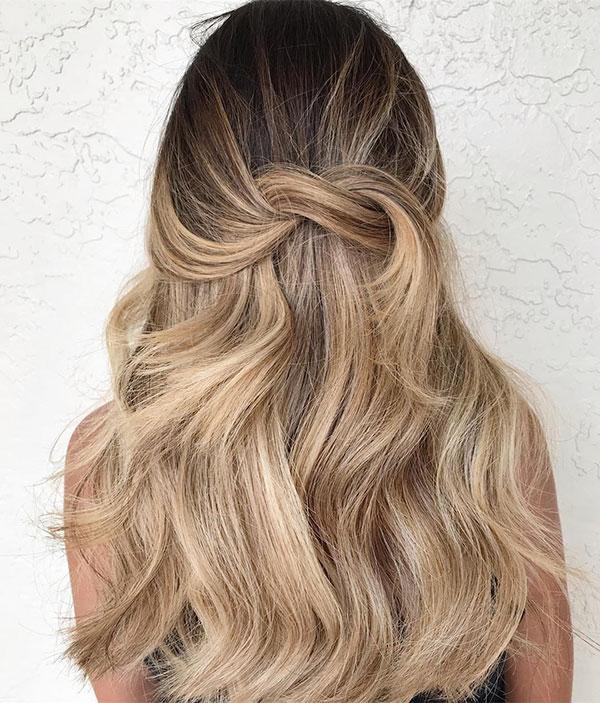 Balayage Ideas For Long Hair