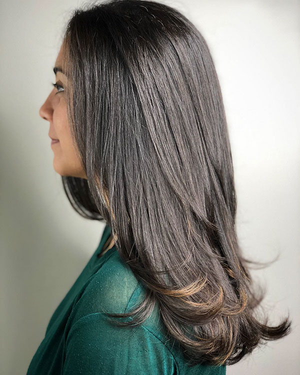 Best Layered Hairstyles 2020
