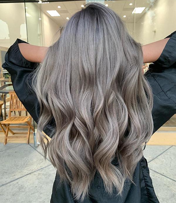 Brown Long Hairstyles 2020
