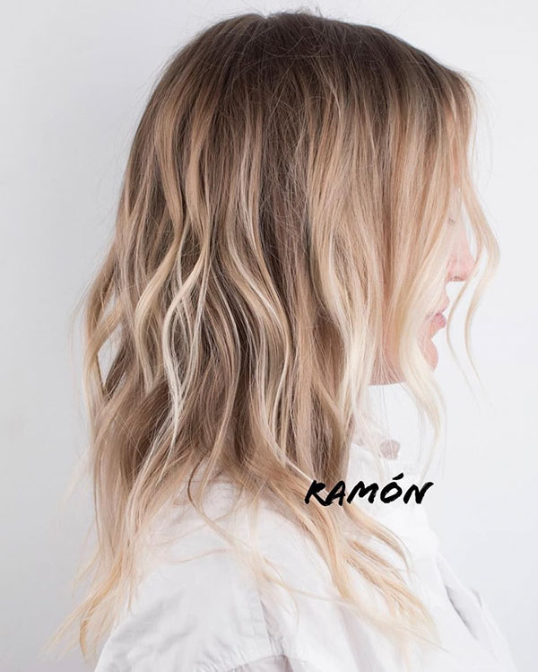 Layered Hairstyles For Medium Hair