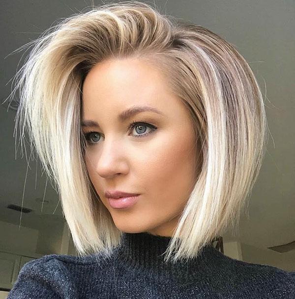 Short Blonde Hair Ideas