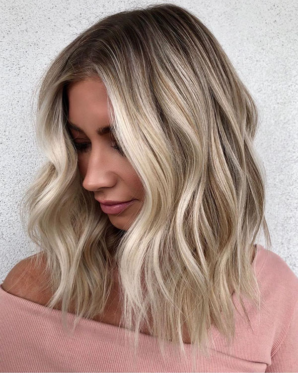 Pics Of Short Blonde Hairstyles