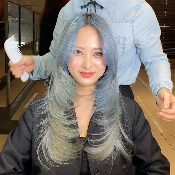 Super Layered Hair