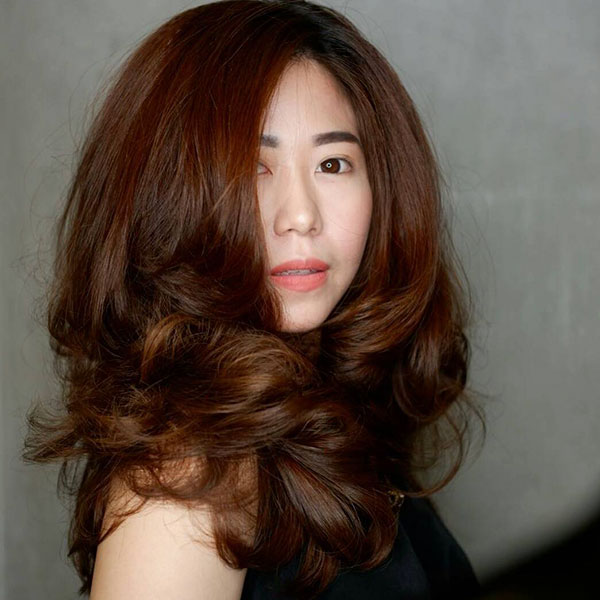 Images Of Layered Haircuts