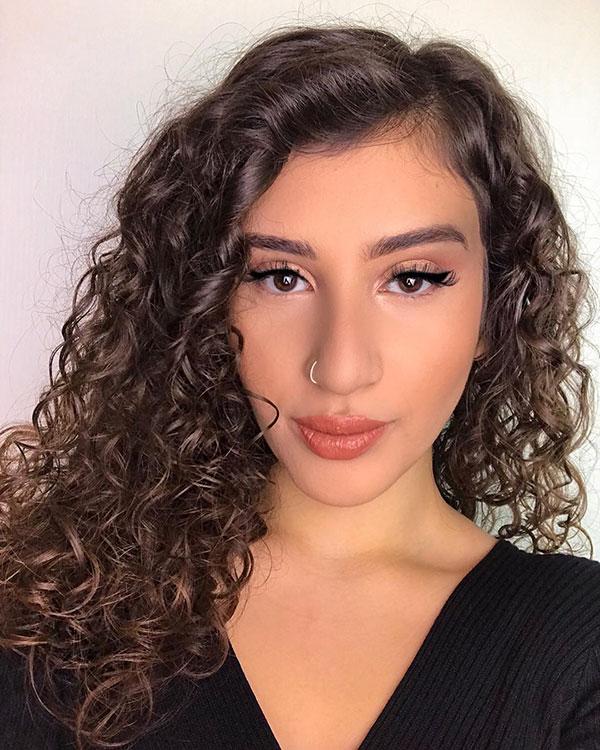 Cool Brown Hair Color Ideas