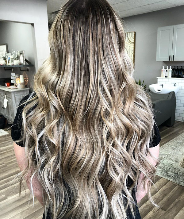 Coolest Long Hairstyles