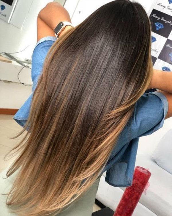 Long Haircut Ideas
