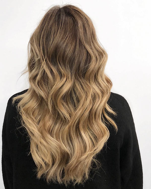 Pictures Of Long Layered Hairstyles