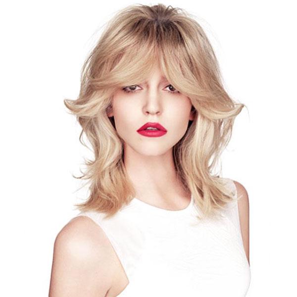 Layered Medium Hair 2020