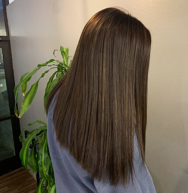 Pictures Of Brown Hair