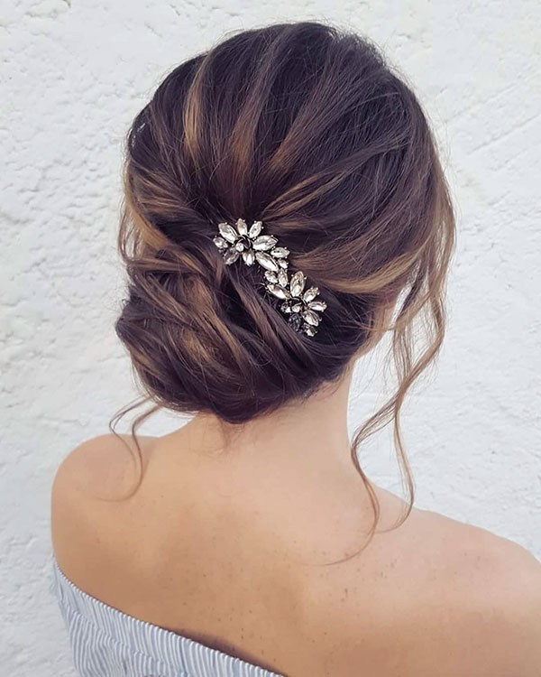 Hairstyles With Brown Hair