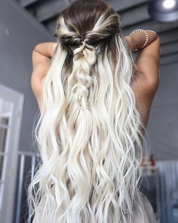 Gorgeous Long Blonde Hair