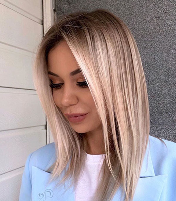 45 Nice Medium Length Hairstyles For Women Of All Ages New Hairstyles Haircuts