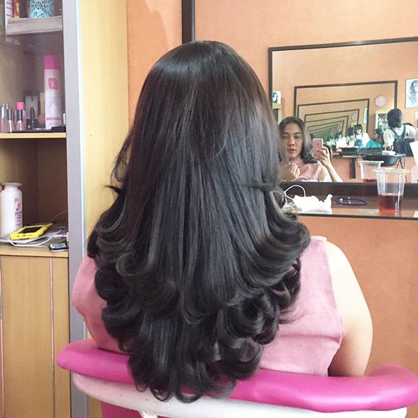 Pics Of Layered Haircuts