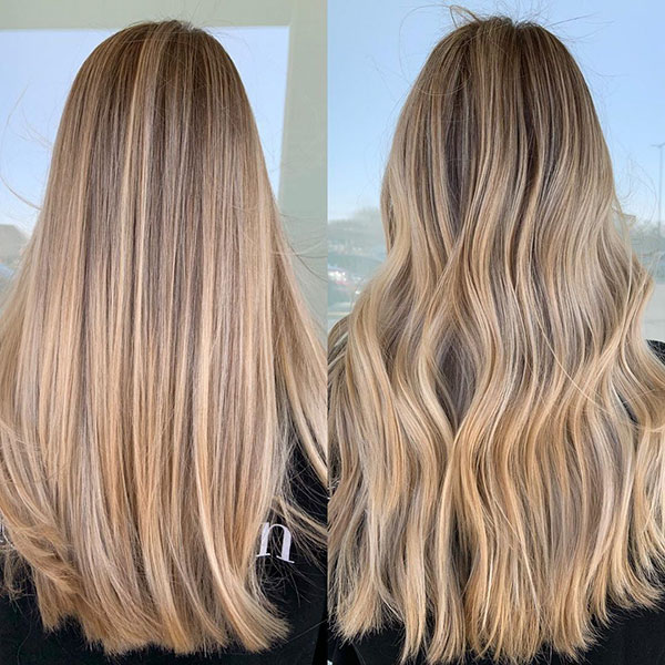 Long Blonde Hair Ideas