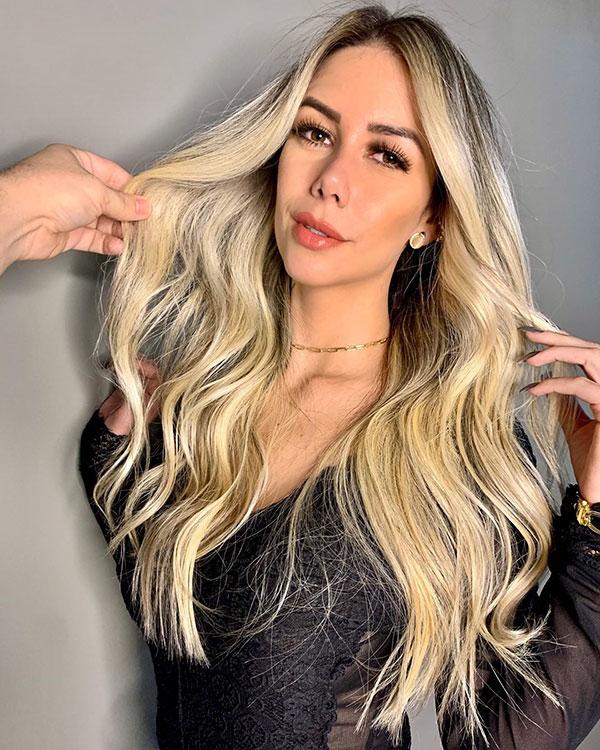 Long Blonde Hair For Women