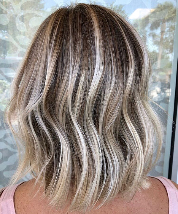 Short Blonde Hair Color Ideas