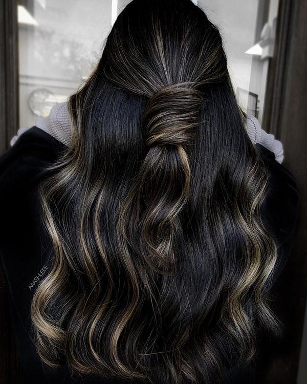 Balayage Hair Color For Long Hair