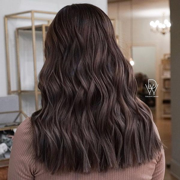 Prettiest Brown Hair