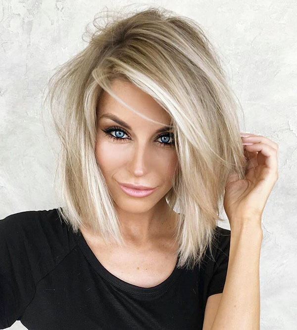 Images Of Short Blonde Haircuts