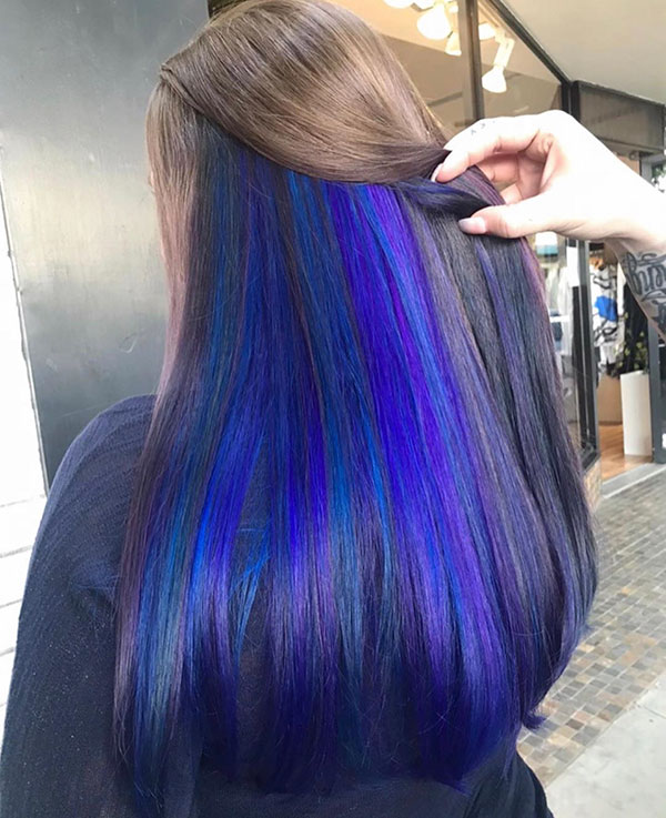Awesome Blue Hair