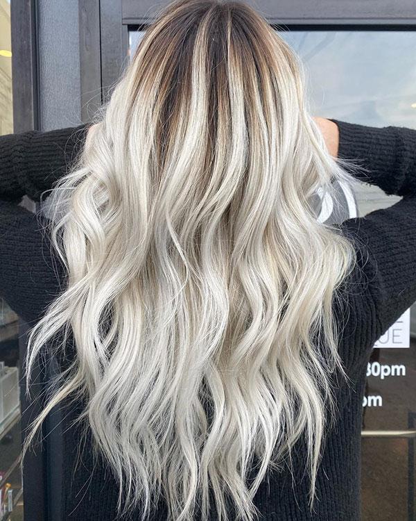 Blonde Long Hairstyles 2020