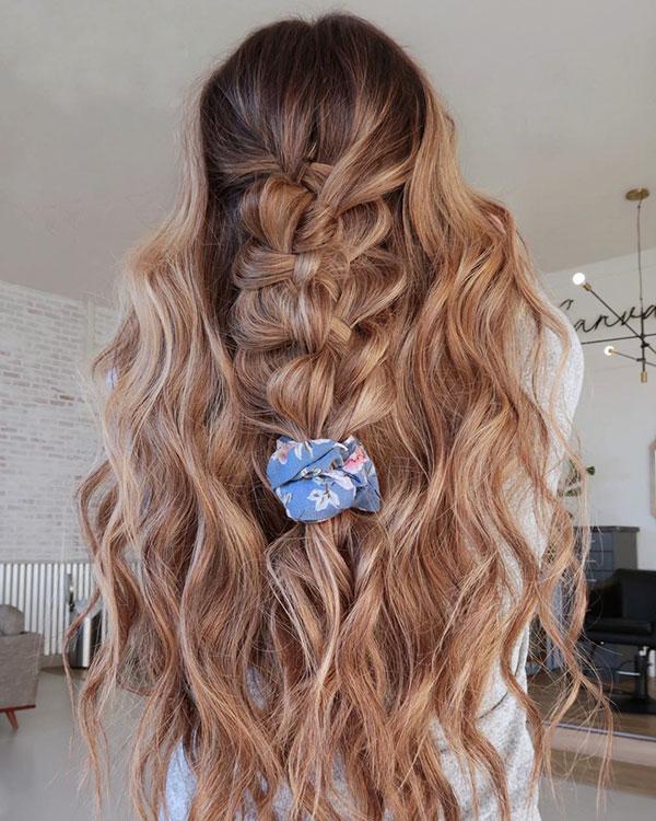 Long Balayage Hairstyles