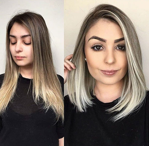 Images Of Short Blonde Hairstyles