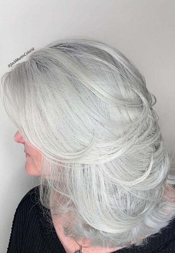 Layered Hair Ideas